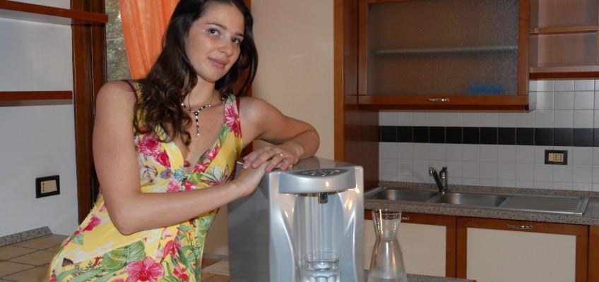 Perchè usare il gasatore d'acqua