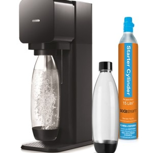 Erogatore Acqua Soda Stream Play Black